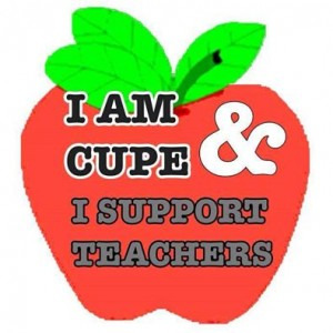 I am CUPE